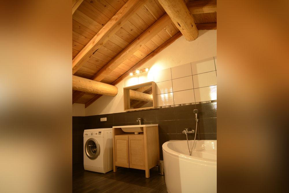 Le Sacavagne 2 : Appartement meublé de 12 personnes à Bonneval-Sur-Arc